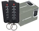 Python 514 Security / Alarm and Remote Start System with dual 5-button SuperCode Remotes 5104P
