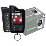 Python 594 Responder HD SEC/RS with 2 Way Color Remote , 1 way companion with SST Technology 5904P