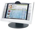 "Russound TSV-E5D Sphere 8.4"" 800 x 600 Color LCD Touchscreen Desktop Controller"