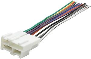 scosche gm02b wiring harness for 1988 & up gm scosche wiring harness gm scosche wiring harness rear speakers