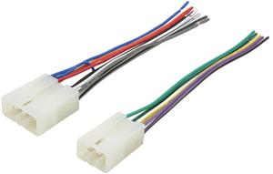 scosche ta01b wiring harness for 1982 1986 toyota