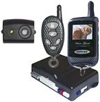 Scytek VISION GUARD 8000 Security & Remote Engine Starter System with Built-in Camera
