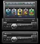 SoundStream VR-750NB Inteq Single DIN 7 Inch Touch Screen AV Receiver with USB/SD/Bluetooth Nav Ready
