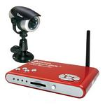 SWANN SW244WDW SECURITY SYS 1CAMERA MOTION  WIRELESS DVR