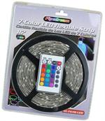 Audiopipe NL-FK116 7-Color LED Flexible Strip with Wireless Remote