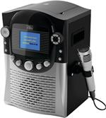 THE SINGING MACHINE STVG359 CD+G Karaoke Player with 3.5 Color LCD and Aux Input
