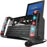 AKAI KS-213 CD+G Karaoke Player with iPad / iPod Cradle & Light Effect
