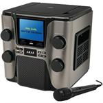 AKAI KS-505 CD+G KARAOKE PLAYER WITH 3.5 Inch TFT & USB
