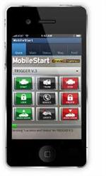 Crimestopper MS-2 MobileStart Add On Smartphone Interface for Remote Start and Combo Systems