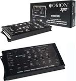 Orion XTR-X3R 12dB / Octave 3 Way Electronic Crossover Network with Remote Bass Boost and Level Control 8.2V RCA Out