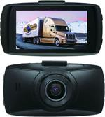 Top Dawg TDHDCAM02 720P HD Platinum Dash Cam with 2.7 LCD Screen