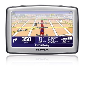 TOMTOM XL 330 4.3 Inch TouchScreen Portable GPS