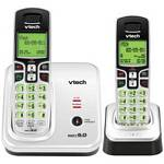 VTECH CS6219-2 DECT 6.0 CORDLESS PHONE WITH CALLER ID (DUAL HANDSET SYSTEM)